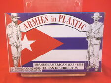 Armies In Plastic AIP 1/32nd Spanish American War 1898 Cuban Insurrectos 5611