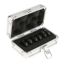 """1.25"""" Telescope Color Filter Set Kit for Orion Eyepiece Planet Moon 6x +Case"""