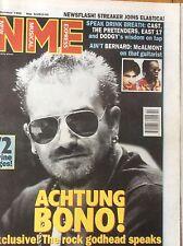 NME 21/10/95 U2 cover, McAlmont & Butler, Heavy Stereo, Boss Hog