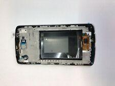 Ecran LCD vitre Tactile Noir pour LG G3 D855 - Acq87190302