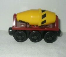 Thomas The Train Wooden Railway CEMENT MIXER Thomas & Friends