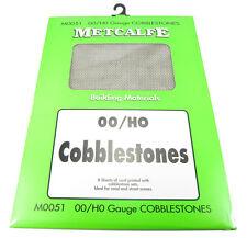 METCALFE CARD KIT OO M0051 COBBLESTONE BUILDERS SHEETS MET0051