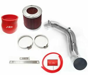 AirX Racing For 2002-2006 Acura RSX Type-S Coupe 2.0L L4 Air Intake Kit + Filter