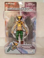 Hawkgirl Brightest Day Collector Action Figure Shiera Dc Direct Nisp Vhtf Nice!