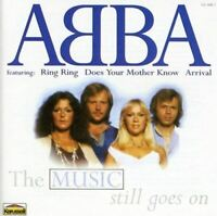 The Music Still Goes On, , Very Good, Audio CD