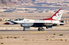 JC 1/72 F-16C Fighting Falcon Usaf Thunderbirds 70TH ANNIVERSARY EDITION 2017