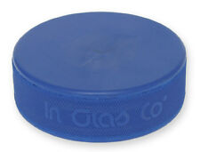 Blue Ice Hockey Puck 4 oz ( 3 Pack)