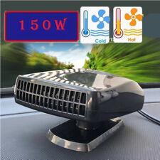 2019 Upgrade 2in1 12V Portable Car Heating Cooling Fan Heater Defroster Demister