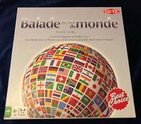 * Jeu de société - Balade autour du monde Tactic - Complet # Géographie Culture