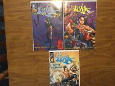 Wildstorm 2001 Ninja Boy 1-6 Complete Ale Garza