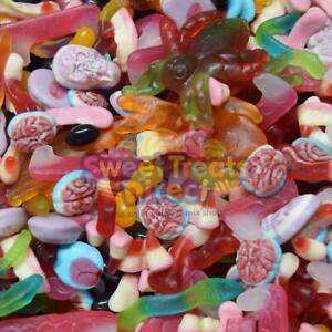 Halloween Pick n Mix Sweets Trick or Treat Themed Candy