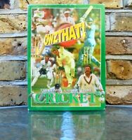Owzthat The Classic Cricket Game BRAND NEW SEALED