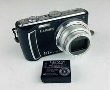 Panasonic Lumix DMC-TZ4K 8.1MP with 10x Wide Angle (Black)-