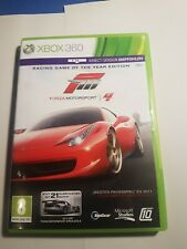 Microsoft XBOX 360 Spiel xbox360 Game FORZA MOTORSPORT 4 Racing Game of the Year