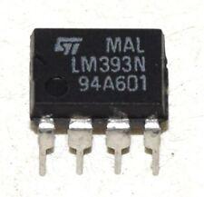 IC - LM393N - Comparateur analogique, Double, Différentiel