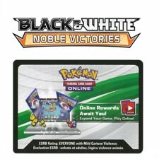 20 Noble Victories Codes Pokemon TCG Online Booster - sent INGAME / EMAILED FAST