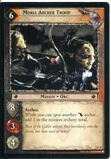 Lord Of The Rings CCG Card MoM 2.U67 Moria Archer Troop