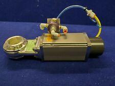 VAT Pneumatic Gate Valves 01032-KE11-AOK1/0226, A-179200 w/ 3 way valve 2012