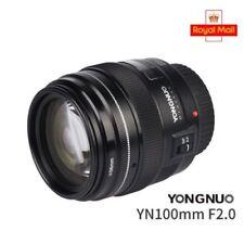 YONGNUO SLR Camera Lenses for Canon
