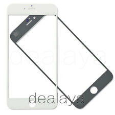 """Replacement For iPhone 6 Plus 5.5"""" White Front Display Touch Screen Lens Glass"""
