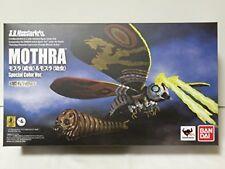 BANDAI S.H.MonsterArts Mothra adult & Mothra larva Special Color Ver. F/S wTrack