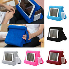 Multi-Angle Soft Pillow Lap Stand Tablet  Holder For IPad Tablet
