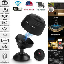 Mini Hidden Spy Camera Wireless Wifi IP Home Security DVR Night Vision HD 1080P