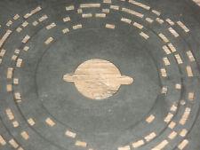 Lucia Blechplatte 12cm Der Tannenbaum Organett Diana music box christmas disc