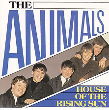 THE ANIMALS : HOUSE OF THE RISING SUN / CD - NEUWERTIG