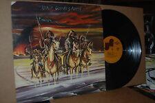 CREAM REL.: THE (GINGER) BAKER GURVITZ ARMY; 1975 JANUS 7015 VG++ LP