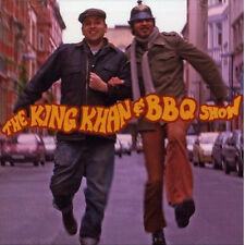 KING KHAN & BBQ SHOW 's/t 2-LP NEW ssld black lips goner mark sultan spaceshits