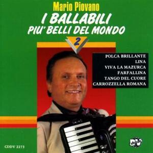 Mario Piovano - I Ballabili Piu' Belli Del Mondo Vol 2