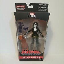 Marvel Legends Deadpool Domino 6 Inch Action Figure New