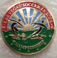 Las Vegas Soccer League Championship Referee Coin