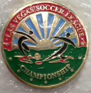 Las Vegas Soccer League Championship Referee Coin