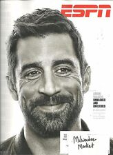 ESPN September 18 2017 Aaron Rodgers Green Bay Packers NFL Preview Free Fast SnH