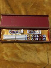 porcelain chopsticks Set  (refc01)
