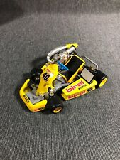 Go Kart 1:18 Mini Racing Cart 11cm - Birel Wiseco 40F By Toy Things 2000
