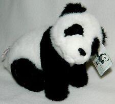 "WWF Panda 8"" New GUND for World Wildlife Fund Stuffed Plush #5052 Sealed"