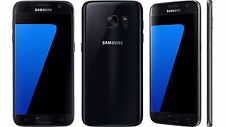 Samsung Galaxy S7 SM-G930W8 - 32GB - Black Unlocked 7/10  screen peeling