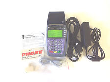 Refurbished Verifone  Vx510 Dual Comm with  a YEAR WARRANTY