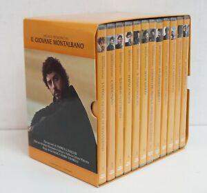 Il Giovane Montalbano. Stagione 1-2 Complete. Cofanetto con n. 12 DVD in Ital...
