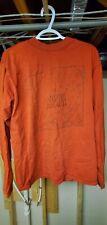 Marithe Francois Girbaud Vintage Rare Xl designer long sleeve men's shirt