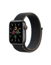 Apple Watch SE OLED Grigio 4g GPS (satellitare)