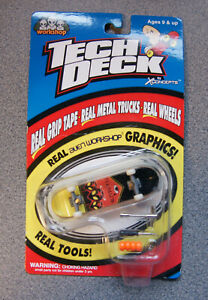 Tech Deck ALIEN WORKSHOP Fingerboard Skateboard