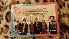 Teen top kcon hidden music video official photocard card Kpop K-pop