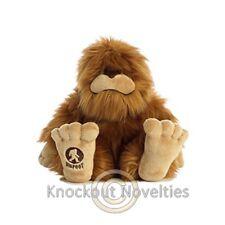 "Plush - 12.5"" Big Foot Stuffed Cuddle Animal Figure Toy"