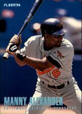 1996 Fleer Tiffany Baseball Card #s 1-200 (A6088) - You Pick - 10+ FREE SHIP