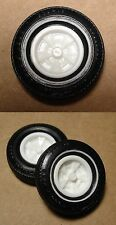 MPC Vintage Chevelle, Camaro Resin 5-Spoke Z28 Resin Mag with SS  Emblem (5SP2)