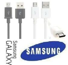 2 M Metre Long Samsung Galaxy S5 S6 Edge S7 Micro USB Charger Cable & Data Cable